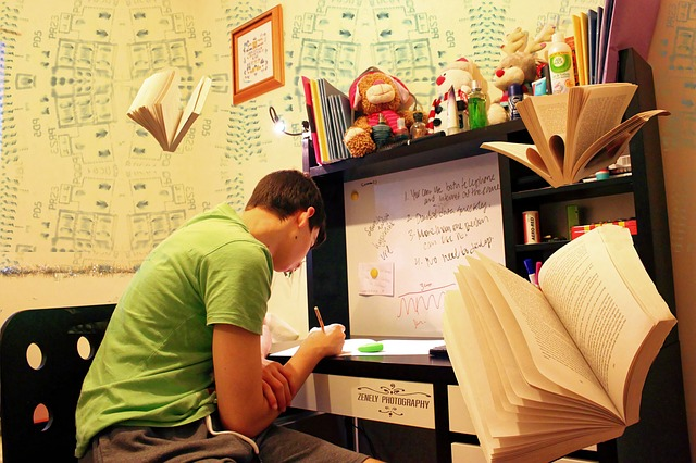 勉強 学生
