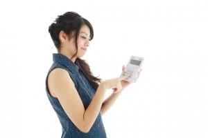 女性 電卓